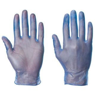 Vinyl Glove Powdered Disposable (1000): 11301