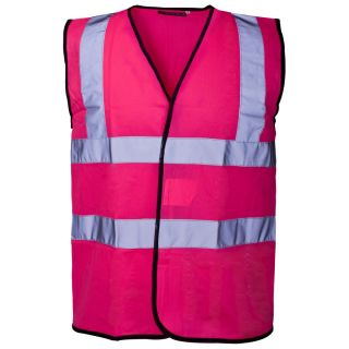 High Vis Coloured Vest: 352