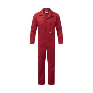 Castle Boilersuit Zip Front Poly/Cotton Tuffstuff: 366