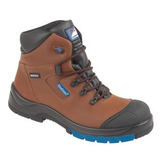 Himalayan : 5161 HyGrip Waterproof Safety Boot (Brown)