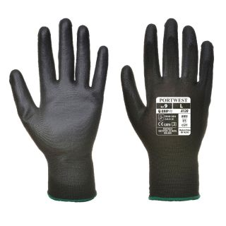 PU Palm Coated Glove A120