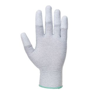 Antistatic PU Fingertip Glove: A198