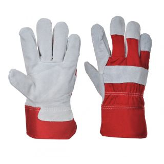 Premium Chrome Rigger Glove: A220