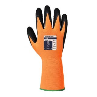 Hi Vis Grip Glove: A340