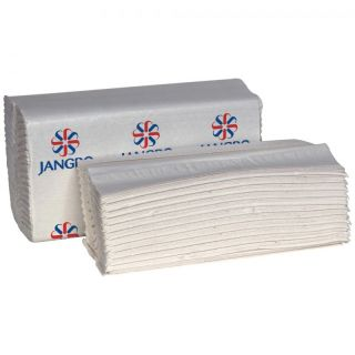 Paper Towels: C-Fold White AE101