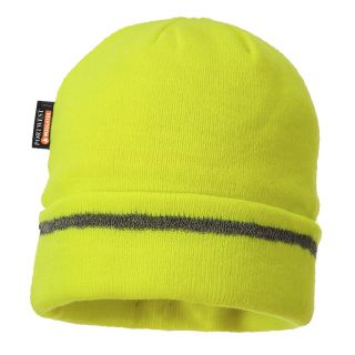 Portwest Reflective Trim Knit Hat: B023