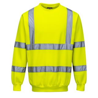 High Vis Sweatshirt: B303