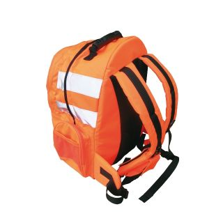 Quick Release High Vis Rucksack GO/RT: B904
