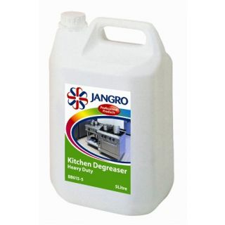 Kitchen Degreaser Heavy Duty 5Ltr Jangro: BB015