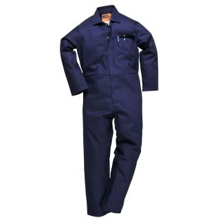 CE Flame Resistant Safe-Welder Coverall: C030