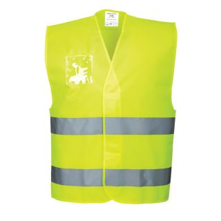 Hi-Vis Vest - ID Holder: C475