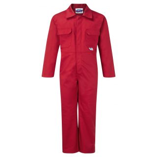 Youth boilersuit Red