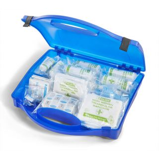 Kitchen Catering First Aid Kit Compliant Large: CM0310