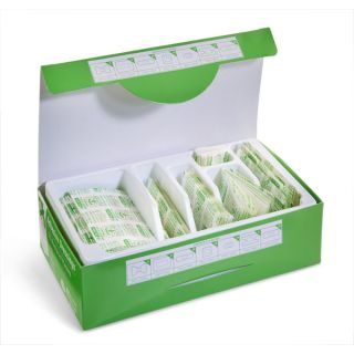 Waterproof Assorted Plasters in storage box (120): CM0530