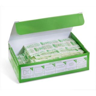Medical Waterproof Assorted Plasters (100): CM0537