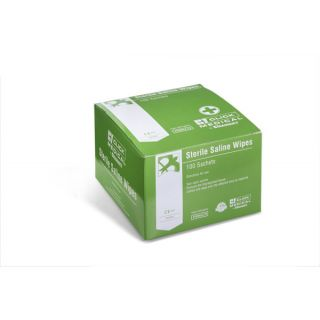 Sterile Saline Medical Wipes (100) CM0805