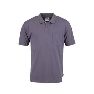 JCB Essential Grey Polo Shirt : D+AK