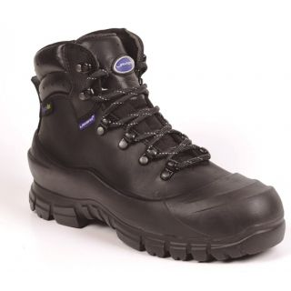 Lavoro Exploration Low Black Safety Boot: 1011.00