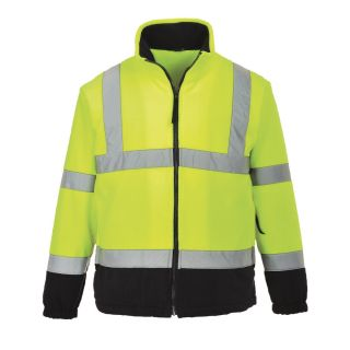 High Vis 2 Tone Fleece: F301