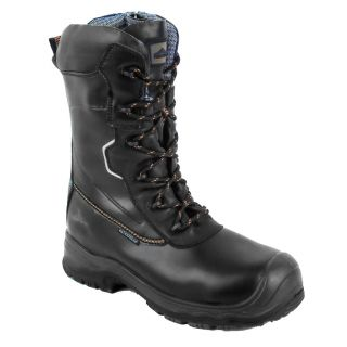 """Tractionlite : FD01 Non Metallic 10"""" Safety Boot"""