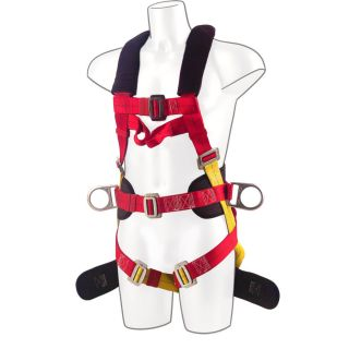 Fall Arrest 8 point Safety Harness: FP18
