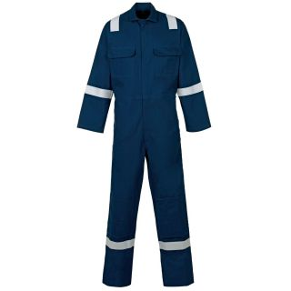 Weldtex Flame Retardant Boilersuit with tape: FR5119