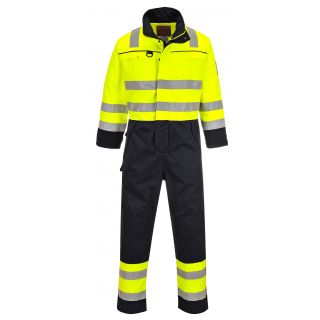 HiVis Multi - Norm Coverall: FR60