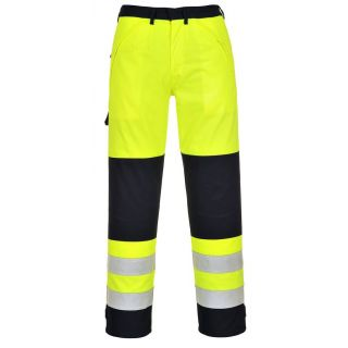 HiVis Multi - Norm Trousers: FR62