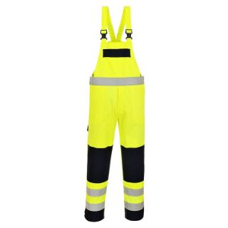 Hi Vis Multi - Norm Bib and Brace: FR63