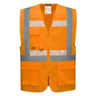 Glowtex Ezee Zip Executive Vest