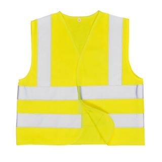 High Visibility Childrens Vest: JN14