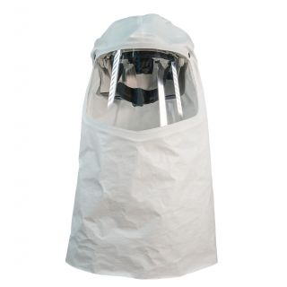 Gentex Pureflo 3000 PAPR Powered Respirator with Hood: PF3000-F
