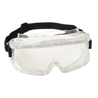 Safety Goggles: Challenger Wide Vision