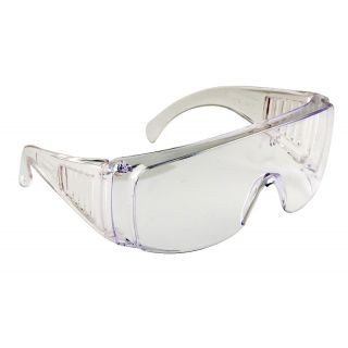 Safety Glasses: Visitors Overspec PW30