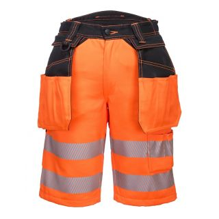 PW343 Hi Vis Holster Shorts