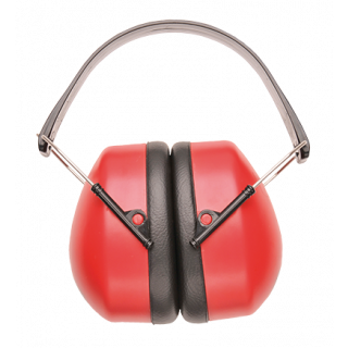 Ear Defender Foldaway: Super SNR 30: PW41