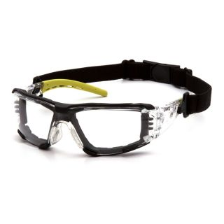 Pyramex Fyxate Padded Anti-Fog Safety Spectacle: PYESGL102