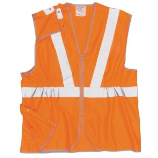 Portwest High Vis Railway Vest: RT20