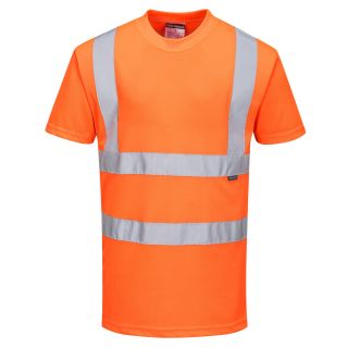 Portwest High Vis Tee shirt RIS 3279: RT23