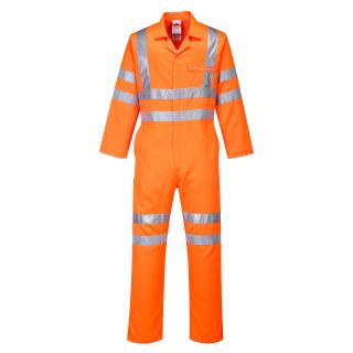 High Vis Coverall RIS-3279: RT42