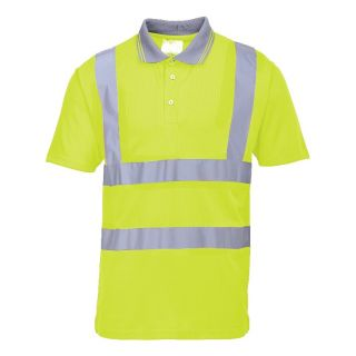 High Vis Polo Shirt: S477