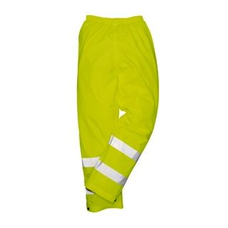High Vis Saturn Yellow Sealtex Trouser: S493