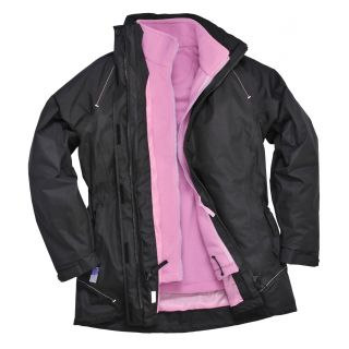 Ladies Elgin 3 in 1 Jacket: S571
