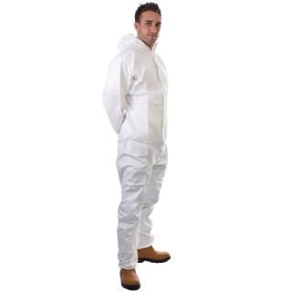 Supertex Disposable Type 5/6 Coverall: 1780