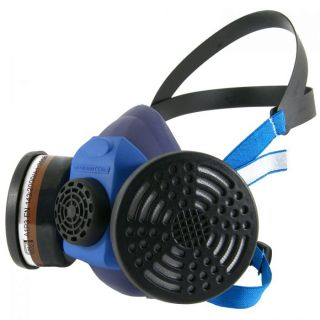 Supertouch Half Mask Respirator with A1P3 Filters: 84000