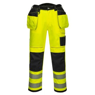 T501 Hi-Vis Holster Work Trouser