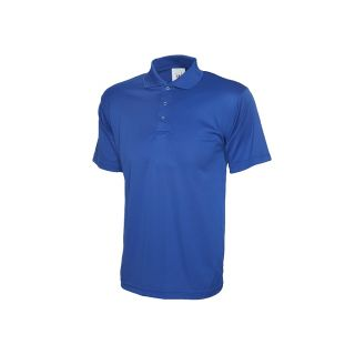 Uneek UC121 processable polo shirt model
