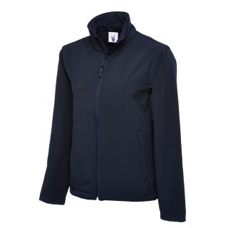 Uneek Classic Full Zip Soft Shell Jacket: UC612