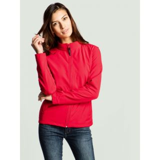Uneek Ladies Classic Full Zip Soft Shell Jacket: UC613